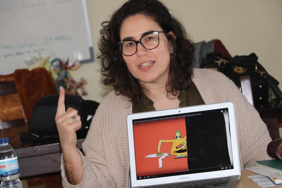 Sandra Silvestre